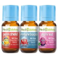 Healing Solutions Healthy Kids Essential Oils (Set of 3)