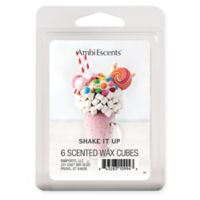AmbiEscents™ 6-Pack Shake It Up Scented Wax Cubes