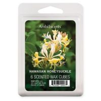AmbiEscents™ 6-Pack Hawaiian Honeysuckle Scented Wax Cubes
