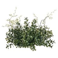 15-Inch Artificial Boxwood Orb
