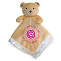 Baby Fanatic® MLB Chicago Cubs Security Bear in Pink