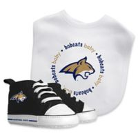 Baby Fanatic Montana State University 2-Piece Gift Set