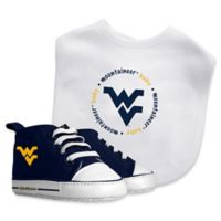 Baby Fanatic West Virginia University 2-Piece Gift Set