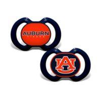 Auburn University 2-Pack Team Logo Pacifiers