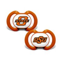 Oklahoma State University 2-Pack Team Logo Pacifiers