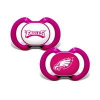 NFL Philadelphia Eagles 2-Pack Team Logo Pacifiers