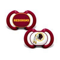NFL Washington Redskins 2-Pack Team Logo Pacifiers