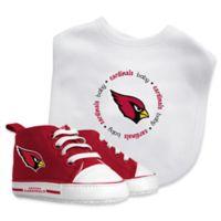Baby Fanatic NFL Arizona Cardinals 2-Piece Gift Set