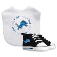 Baby Fanatic NFL Detroit Lions 2-Piece Gift Set