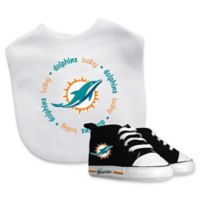 Baby Fanatic NFL Miami Dolphins 2-Piece Gift Set