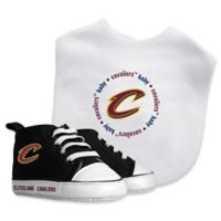 Baby Fanatic® NBA Cleveland Cavaliers 2-Piece Bib and Prewalker Gift Set