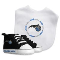 Baby Fanatic® NBA Orlando Magic 2-Piece Bib and Prewalker Gift Set