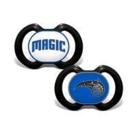 Baby Fanatic® NBA Orlando Magic 2-Pack Pacifiers