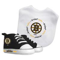 Baby Fanatic NHL Boston Bruins 2-Piece Gift Set