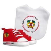 Baby Fanatic NHL Chicago Blackhawks 2-Piece Gift Set
