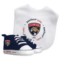 Baby Fanatic NHL Florida Panthers 2-Piece Gift Set