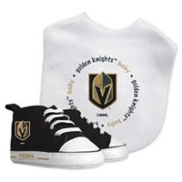 Baby Fanatic NHL Las Vegas Knights 2-Piece Gift Set