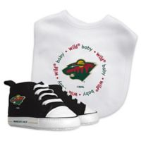 Baby Fanatic NHL Minnesota Wild 2-Piece Gift Set