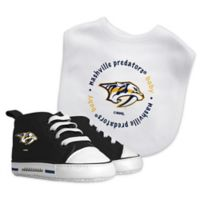Baby Fanatic NHL Nashville Predators 2-Piece Gift Set