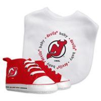 Baby Fanatic NHL New Jersey Devils 2-Piece Gift Set