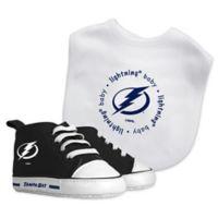 Baby Fanatic NHL Tampa Bay Lightning 2-Piece Gift Set