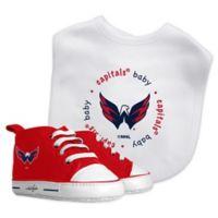 Baby Fanatic NHL Washington Capitals 2-Piece Gift Set