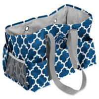 NFL Detroit Lions Quatrefoil Jr. Caddy in Blue