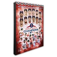 MLB Boston Red Sox Sports Wrapped Canvas Wall Art
