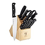 J.A. Henckels International Fine Edge Pro 12-Piece Knife Block Set