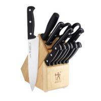J.A. Henckels International Fine Edge Pro 12-Piece Knife Block Set