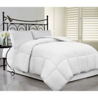 Hotel Peninsula Down Alternative Twin Comforter in White