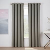 Montgomery 63-Inch Grommet Window Curtain Panel in Sage