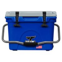 ORCA 20 Qt. Standing Cooler in Blue/Grey