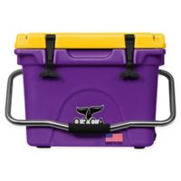 ORCA 20 Qt. Standing Cooler in Purple/Gold