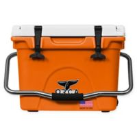 ORCA 20 Qt. Standing Cooler in Burnt Orange