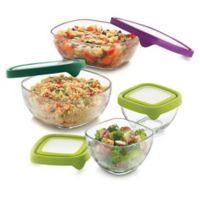 Libbey® 4-Piece Serve It Serveware Set