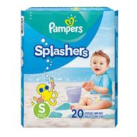 Pampers® Splashers 20-Count Size S Disposable Swim Pants