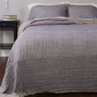 Anita Home Kent Queen Coverlet Set in French Blue