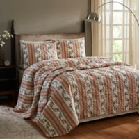 Amity Home Marie King Quilt in Blush