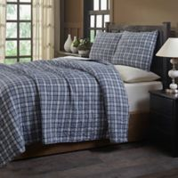 Amity Home Roy Twin Quilt Set in Blue