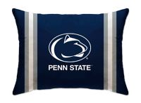 Penn State University Rectangular Microplush Standard Bed Pillow