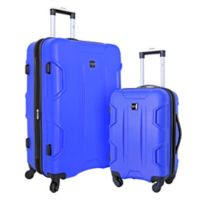 Traveler's Club® Camden 2-Piece Hardside Spinner Luggage Set in Navy