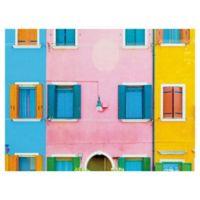 Masterpiece Art Gallery Burano VI 18-Inch x 24-Inch Canvas Wall Art