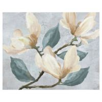 Grace II 16-Inch x 20-Inch Wrapped Canvas Wall Art