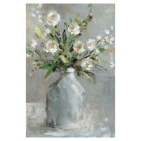 Country Bouquet I 24-Inch x 36-Inch Wrapped Canvas Wall Art