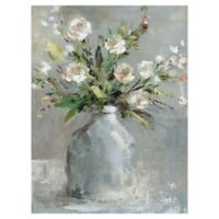 Country Bouquet I 30-Inch x 40-Inch Wrapped Canvas Wall Art