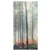 Studio Arts Woodland Journey Panel I Canvas Wall Art