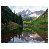 America The Beautiful 22-Inch x 28-Inch Wrapped Canvas Wall Art