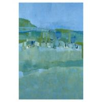 Masterpiece Art Gallery Ice House Pond 24-Inch x 36-Inch Canvas Wall Art