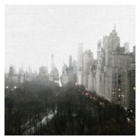 Masterpiece Art Gallery Above Central Park 30-Inch Square Canvas Wall Art